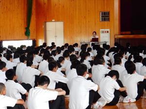 金沢市立城南中学校